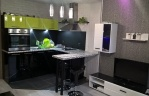 Separate room studio Zebra