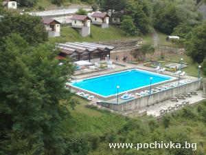 Къща СБА Мотела, Нареченски Бани