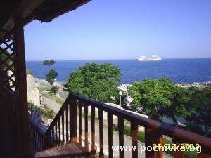 Квартира - стая На брега на морето, Несебър