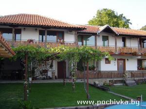 Семеен хотел Росана, Твърдица, Сливен