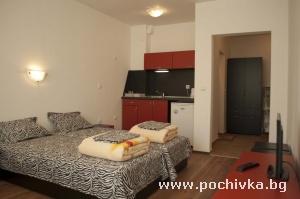 Квартира - стая Иглика Руумс, Приморско