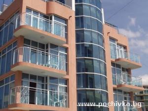 Хотел ЕкоПалас, Приморско