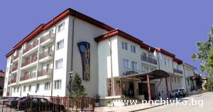 Хотел Тинтява, Вършец