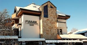 Хотел Фамил, Банско