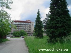 Хотел СБР-НК ЕАД Св.Мина, Вършец