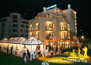 Хотел Парк хотел Сандански, Сандански