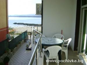 Квартира - стая на южния плаж, Приморско