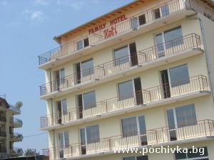 Семеен хотел Кети , Приморско
