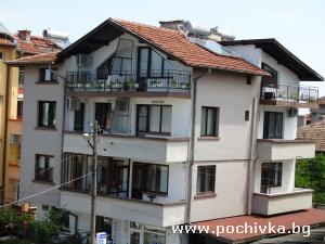 Семеен хотел Росица, Китен