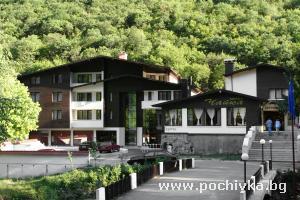 Хотел Чайка, Враца