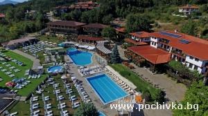 Хотел Главатарски хан, Кърджали