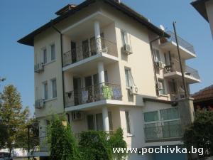Семеен хотел Тракия, Черноморец