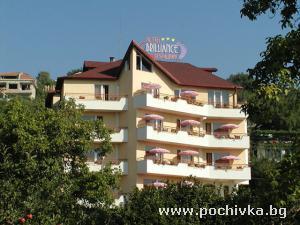 Семеен хотел Брилианс , Варна