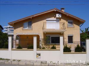 Къща Вила Елза, Черноморец