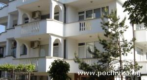 Семеен хотел Пансион Аларлиеви, Приморско