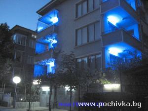 Хотел Феникс Клуб, Пловдив