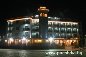 Хотел Клептуза, Велинград