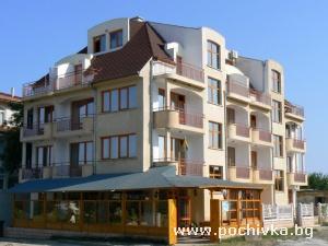 Хотел Св. Илия, Равда