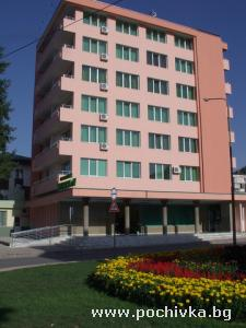 Хотел Кристал, Златоград