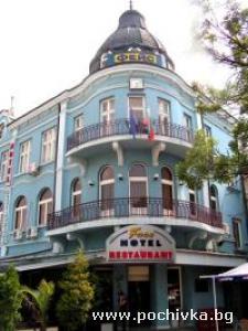 Семеен хотел Фейс, Плевен