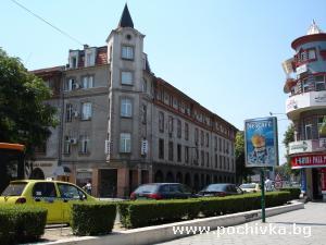 Хотел Елит, Пловдив