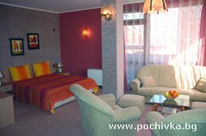 Хотел Жери, Велинград