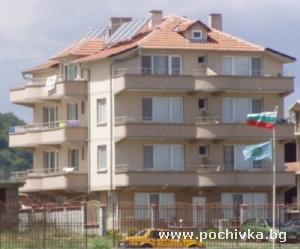 Семеен хотел Д. Богданова, Обзор