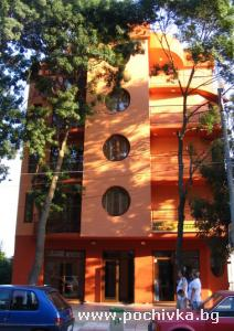 Семеен хотел  Калина, Приморско