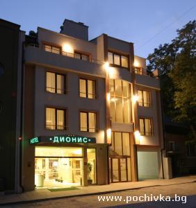Хотел Дионис, Варна
