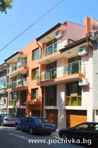Апартамент дом Доневи, Поморие