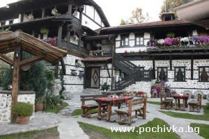 Хотел Македонска кръчма, Добринище
