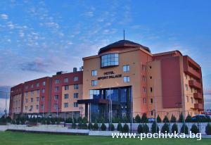Хотел Спорт Палас, Сливен
