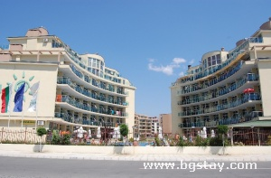 Hotel Julia Apartments, Sunny Beach