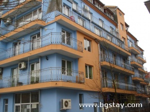 Family hotel Dea, Nessebar
