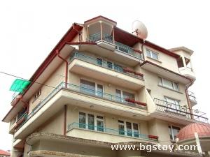 Family hotel Koral, Nessebar