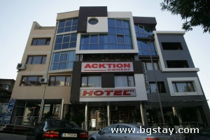 Hotel Acktion Center, Shumen