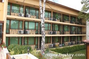 Hotel Green Palace, Dobrich