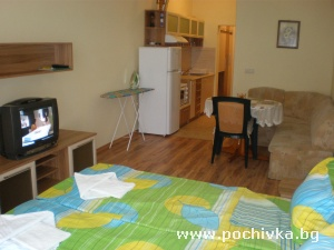 Апартамент Студио Морски бриз, Приморско