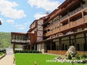Hotel Bojenci, Bozhentsi