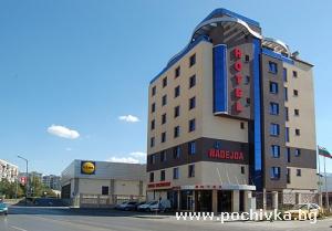 Хотел Надежда, София